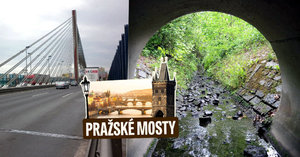 """""""NEJ"""" pražských mostů: Který je nejkratší, nejsložitější a po kterém jezdí nejvíc aut?"""