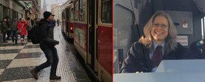 Tramvajačka přiznala: Proč dobíhajícím cestujícím zavírám dveře před nosem?