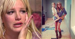 Zoufalá Britney Spears: Její neteř bojuje o život!