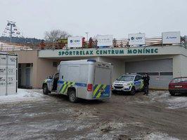 V Monínci spadlo dítě (5) z lanovky: Lékaři mají podezření na vnitřní zranění