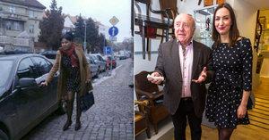 Další ponížení pro Dádu Patrasovou: S milenkou Felixe mají stejné šaty!