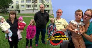 Divoká Výměna manželek: Jedna z rodin nemá ani na rohlíky!