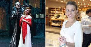 Hvězda muzikálu Ples upírů Natálka Grossová (14): Tajný vzkaz její konkurentky!