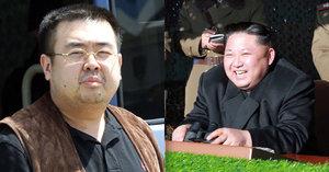 Vražda Kimova bratra v Malajsii: Policie má další dva podezřelé