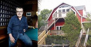 Miloš Forman a jeho sídlo za 60 milionů: Na ranč mu snesla »kukačka«