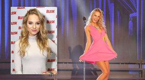 Z »blbé blondýny« bude vědkyně: Okolo SUPERMISS Karasové už se začínají točit muži