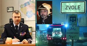 Šéf pražských hasičů o smrti Honzy (†45): Co se stalo zatím nevíme