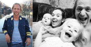 Tomáš Klus září štěstím: Očekává již třetího potomka