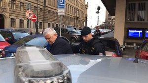 Razie v sídle Technické správy komunikací: Policisté odvezli bývalého šéfa