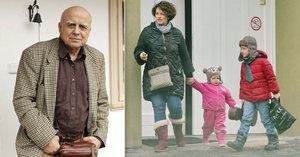 Ivan Mládek po tajném rozvodu: První foto jeho nové rodiny a dětí!
