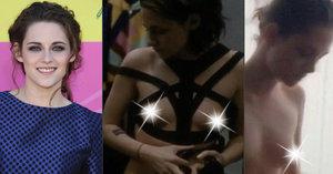Hvězda Stmívání Kristen Stewart: V novém filmu ukáže prsa!