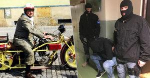 Trest pro ukrajinské vrahy z Horusic: 12 a 17 let za dva mrtvé z rodinné firmy