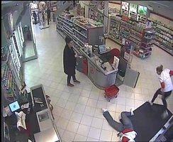 Brutální útok při krádeži v centru Prahy. Prodavačka skončila v bezvědomí