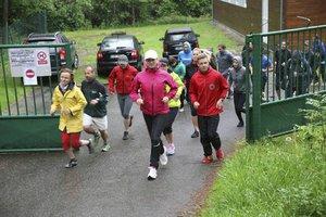 """V Modřanské rokli se scházejí běžci. Začíná 3. ročník akce """"Dvanáctka běhá"""""""