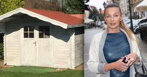 Žhářka Alice Bendová: Chce podpálit vlastní dům!