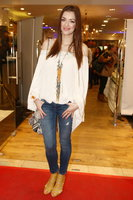 Vyhublá modelka Jitka Boho: Prádlo už nepředvádím, manželovi by se to nelíbilo