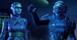Lesbický sex s mimozemšťankami! Mass Effect Andromeda je výpravné a hanbaté sci-fi