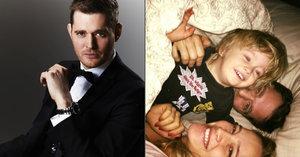Zpěvák Michael Bublé odchází ze scény: Kvůli rakovině syna Noaha!