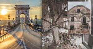 Slovenské železárny patřily mezi špičky oboru: Zrodil se tu i slavný most pro Budapešť! Teď chátrají