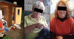 Matka (†65) a dcera (†45) na Jičínsku zemřely v sauně: Co s ní bude dál?