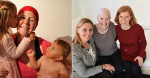 Jarka (31) si při kojení našla bulku. Její nemoc odstarovala unikátní projekt