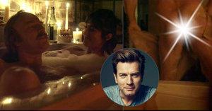 Herec Ewan McGregor se nestydí: Ukázal holou zadnici!