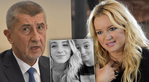 Monika Babišová o vyděšeném synovi: Každou noc se budí a kontroluje bodyguardy, jestli nespí!