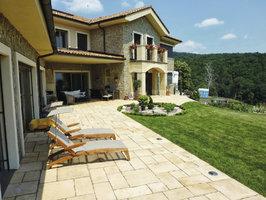 Užijte si krásné chvíle na vlastnoručně vyrobené terase!