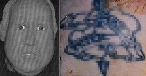 Policie z Prahy pomáhá pátrat: Kdo je mrtvý muž s tetováním, kterého našli v Belgii?