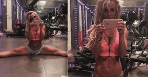 Neuvěřitelná proměna: Britney Spears má nejlepší postavu za poslední roky!
