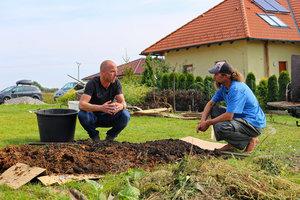 Ferdinandovy zahrady: Jak změnit špatnou zeminu v úrodnou?