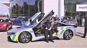 Policejní žihadlo velkému šéfovi na tělo! V Brně budou honit padouchy v luxusním BMW