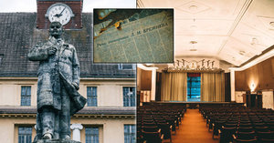 »Malá Moskva« v Německu byla domovem 75 tisíců sovětských vojáků: Teď tu střeží Lenin!