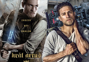 Hvězda nového Artuše exkluzivně pro Blesk: Kariéra u filmu pro mě byla únikem od reality