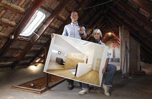 Jak účinně ochránit střešní konstrukci domu proti vlhkosti?