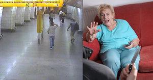 Lupiči brutálně zmlátili seniorku (95) v centru Prahy: Kvůli třem tisícům korun