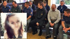 Znásilňovali těhotnou Míšu (18): 12 let pro osnovatele únosu a půl milionu jako odškodné