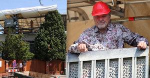 Odhalení: Koho Gott plánuje nastěhovat do nových pokojů v podkroví!