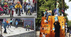 Náplavka bude patřit dětem. Ratolest Fest nabídne přes 100 zážitků