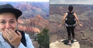 Nenalíčená Marta Jandová na kraji světa: Rozbrečela se dojetím