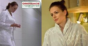 Andrea Kerestešová Růžičková: Těhotná v reálu i v seriálu!