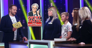 Ostrý jazyk Jany Postlerové: Nová soutěž televize Prima A je to naše! Blažku, buď suverénnější!