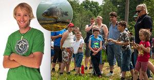 Dětský den s Jakubem Vágnerem: Rybář zve všechny malé i velké na atraktivní program!