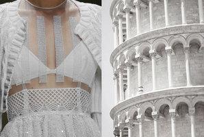 Když se móda inspiruje architekturou: Tyto kousky si zamilujete