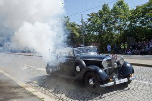Atentát na Heydricha po 75 letech. Praha připomněla hrdinství Gabčíka a Kubiše
