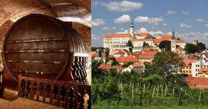 Do Mikulova nejen za vínem! Co všechno nabízí jihomoravský skvost?