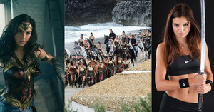 Do českých kin vtrhla Wonder Woman: Hraje v ní i Češka Nikol! Vybrali ji z 350 dívek