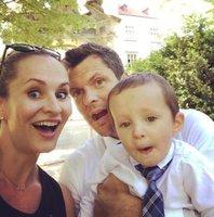 Monika Absolonová (40) chce další dítě: Brala bych to víc než svatbu!