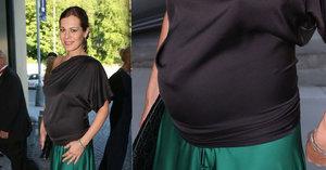 Těhotná misska Jana Doleželová: Partnera bych chtěla u porodu, ale…