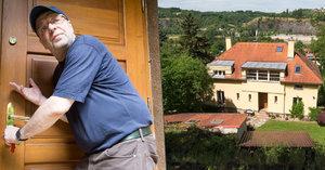 Válka Šteindlera s exmanželkou: Odřízli ho od dalšího domu, vyměnili zámky!